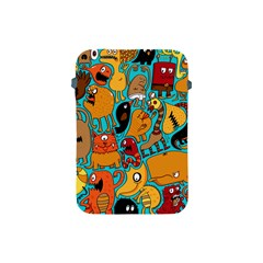 Creature Cluster Apple Ipad Mini Protective Soft Cases by AnjaniArt