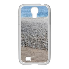 Pebble Beach Photography Ocean Nature Samsung Galaxy S4 I9500/ I9505 Case (white) by yoursparklingshop