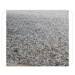 Pebble Beach Photography Ocean Nature Double Sided Flano Blanket (medium)  by yoursparklingshop