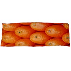 Orange Fruit Body Pillow Case (Dakimakura) by Zeze