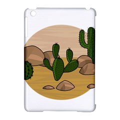 Desert 2 Apple Ipad Mini Hardshell Case (compatible With Smart Cover) by Valentinaart