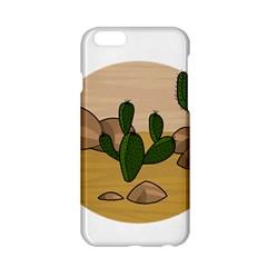 Desert 2 Apple Iphone 6/6s Hardshell Case by Valentinaart
