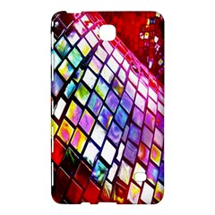 Multicolor Wall Mosaic Samsung Galaxy Tab 4 (8 ) Hardshell Case  by Zeze