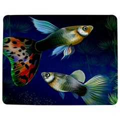 Marine Fishes Jigsaw Puzzle Photo Stand (Rectangular) by Zeze