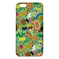 D Pattern Iphone 6 Plus/6s Plus Tpu Case by AnjaniArt