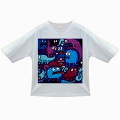 Deep Wow Purple Cartoons Infant/toddler T Shirts by AnjaniArt