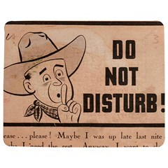 Do Not Disturb I Want To Sleep Thanks Jigsaw Puzzle Photo Stand (rectangular) by AnjaniArt