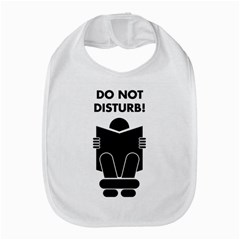 Do Not Disturb Sign Board Bib