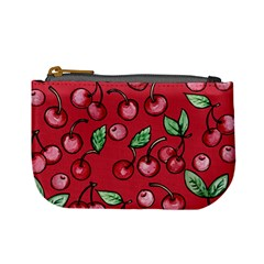 Cherry Cherries For Spring Mini Coin Purses