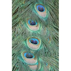 Peacock Feathers Macro Notebook by GiftsbyNature