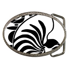Emblem of New Caledonia Belt Buckles by abbeyz71