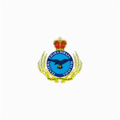 Crest of Royal Malaysian Air Force Collage Prints by abbeyz71
