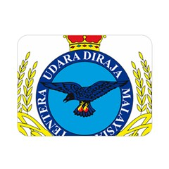 Crest Of Royal Malaysian Air Force Double Sided Flano Blanket (mini)  by abbeyz71