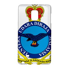 Crest Of Royal Malaysian Air Force Galaxy Note Edge by abbeyz71