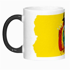 Flag Map Of Bolivia  Morph Mugs
