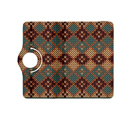 Knitted Pattern Kindle Fire HDX 8.9  Flip 360 Case by Zeze