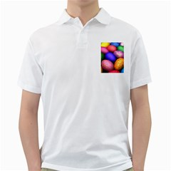 Easter Egg Golf Shirts