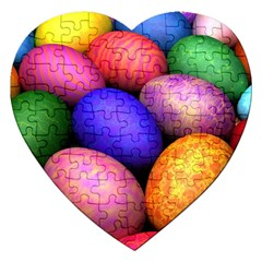 Easter Egg Jigsaw Puzzle (heart)
