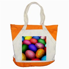 Easter Egg Accent Tote Bag