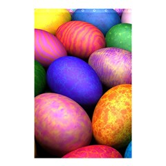 Easter Egg Shower Curtain 48  X 72  (small)  by AnjaniArt