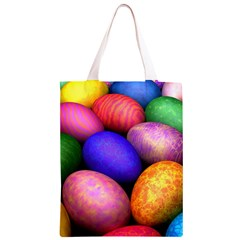 Easter Egg Classic Light Tote Bag by AnjaniArt