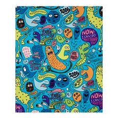 Gettinloose Shower Curtain 60  X 72  (medium)  by AnjaniArt