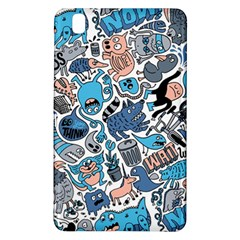 Gross Patten Now Samsung Galaxy Tab Pro 8 4 Hardshell Case by AnjaniArt