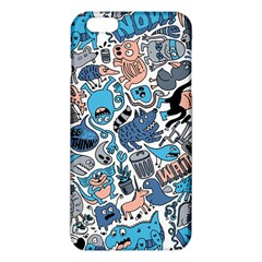 Gross Patten Now Iphone 6 Plus/6s Plus Tpu Case by AnjaniArt