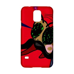 Mr Fly Samsung Galaxy S5 Hardshell Case  by Valentinaart