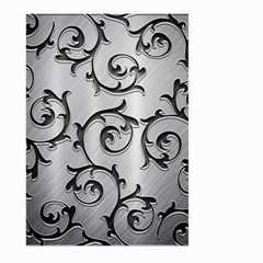 Floral Large Garden Flag (Two Sides) by Zeze
