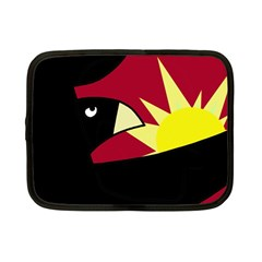 Eagle Netbook Case (small)  by Valentinaart