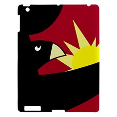 Eagle Apple Ipad 3/4 Hardshell Case by Valentinaart