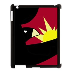 Eagle Apple Ipad 3/4 Case (black) by Valentinaart
