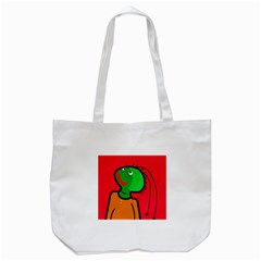 Looking Up Tote Bag (white) by Valentinaart