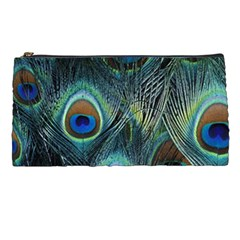 Feathers Art Peacock Sheets Patterns Pencil Cases