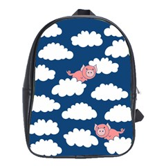 When Pigs Fly School Bags(large)