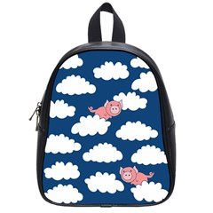 When Pigs Fly School Bags (small)  by BubbSnugg