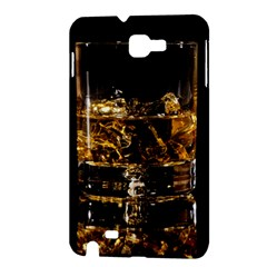 Drink Good Whiskey Samsung Galaxy Note 1 Hardshell Case by Zeze