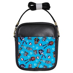 Large Girls Sling Bags