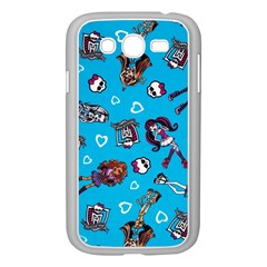 Large Samsung Galaxy Grand Duos I9082 Case (white) by AnjaniArt