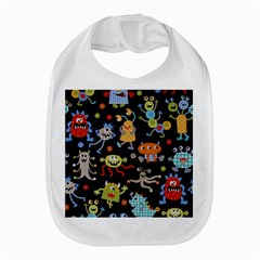 Large Pablic Cartoons Bib