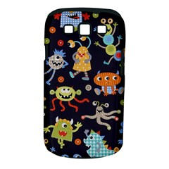 Large Pablic Cartoons Samsung Galaxy S Iii Classic Hardshell Case (pc+silicone) by AnjaniArt