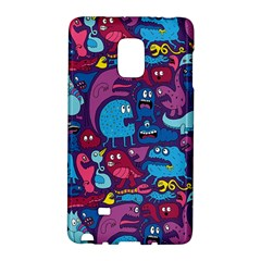Mo Monsters Mo Patterns Galaxy Note Edge by AnjaniArt