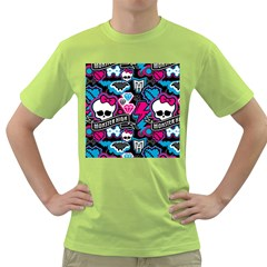 Monster High 03 Green T Shirt