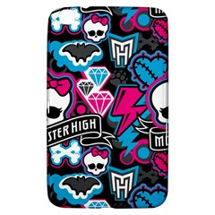 Monster High 03 Samsung Galaxy Tab 3 (8 ) T3100 Hardshell Case  by AnjaniArt