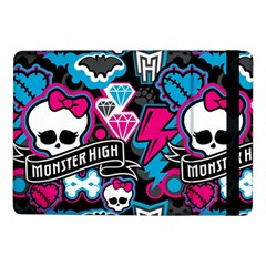 Monster High 03 Samsung Galaxy Tab Pro 10 1  Flip Case by AnjaniArt