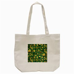Pattern Linnch Tote Bag (cream)