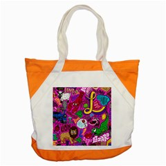 Pattern Monsters Accent Tote Bag