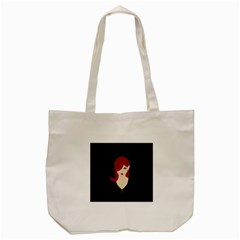 Picture Female Tote Bag (cream)