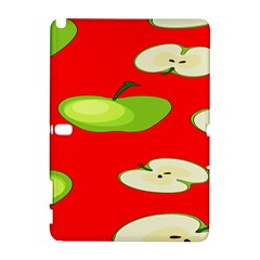 Apple Fruit Pattern Samsung Galaxy Note 10.1 (P600) Hardshell Case by artpics